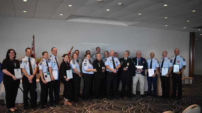 IN PHOTOS: Fraser Coast police awards