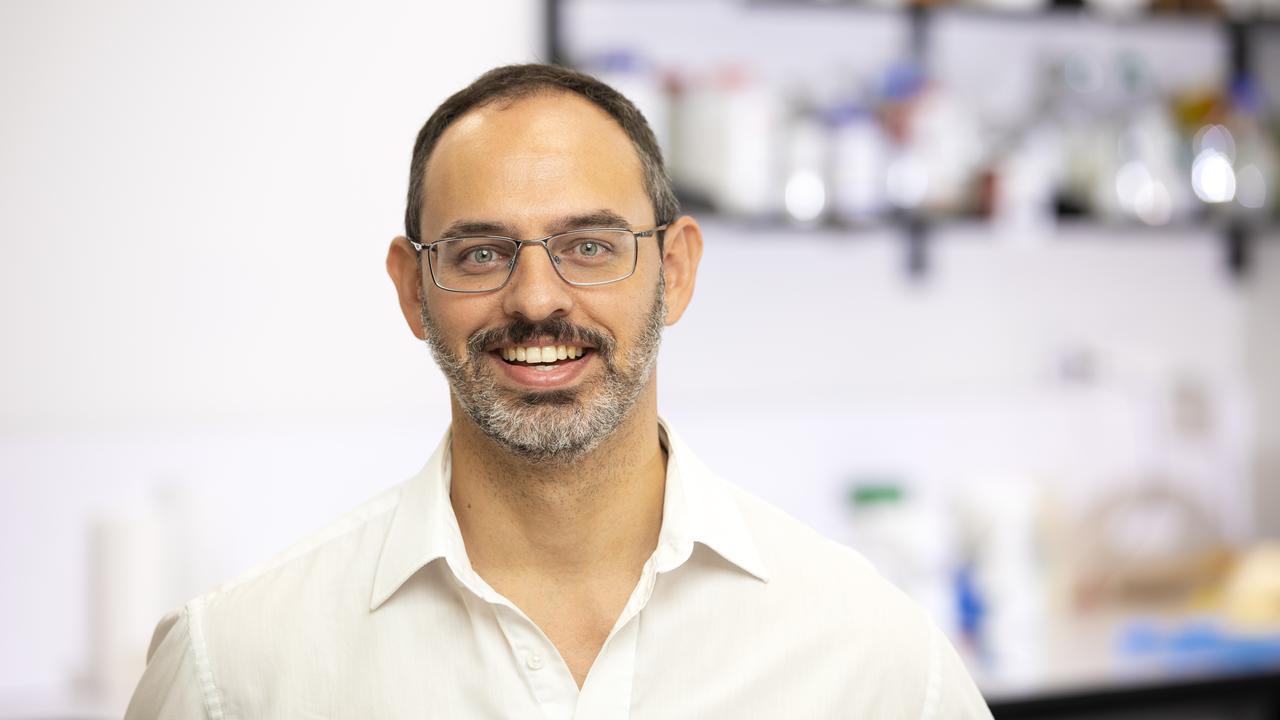 Cluster Biotechnology managing director of Dr Gustavo De Cerqueira. Picture: CADE Media