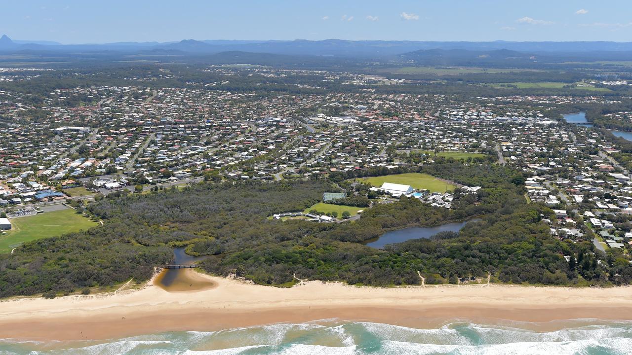 Sunshine Coast Recreation Centre at Currimundi. Picture: Brett Wortman / Sunshine Coast Daily