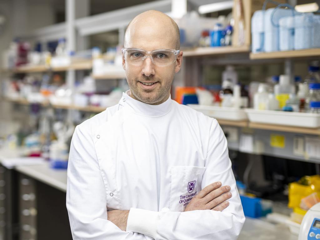 Dr Dan Watterson.