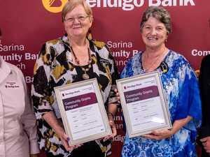 Bank's $305k worth of gifts to Mackay Sarina community