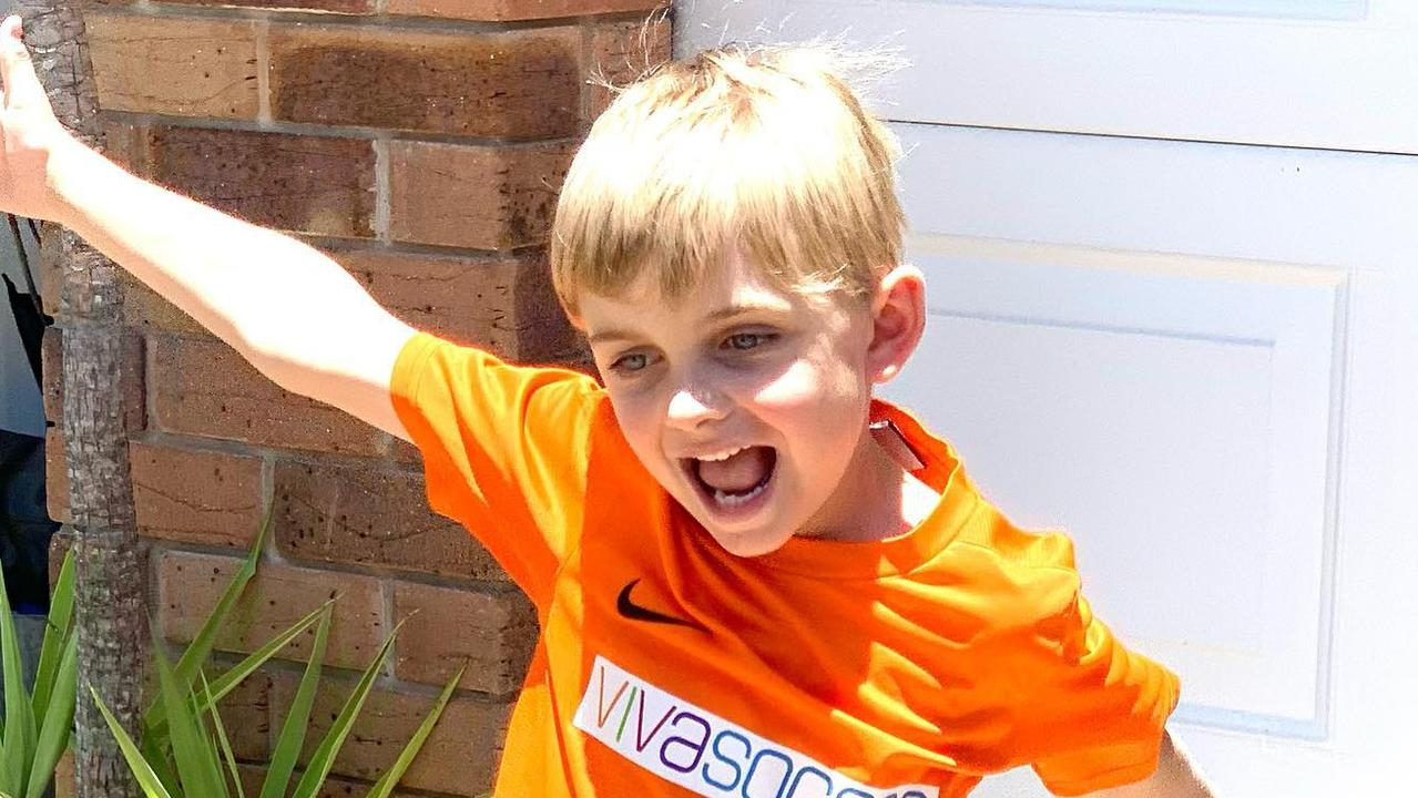 Boy Fights For Life After Horror Crash In First Race Queensland Times
