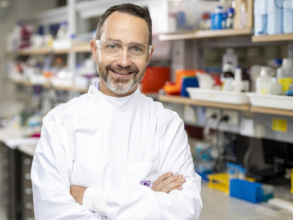 Professor Trent Munro.