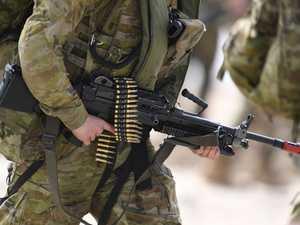 Australia has 'never needed its military like now'