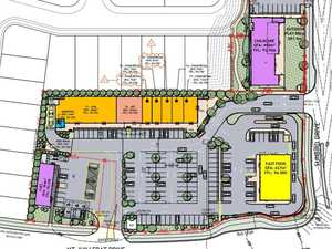 New Snap Fitness gym, vet proposed for retail hub