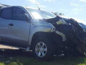 Paramedics rush to crash between two 4WDs in Dalby