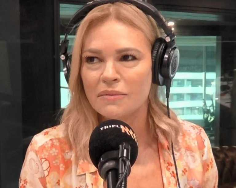 Sonia Kruger revealed a shocking story about an experience with a doctor when she was younger.