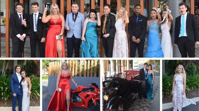 PHOTOS: Year 12s celebrate in style as they farewell 2020