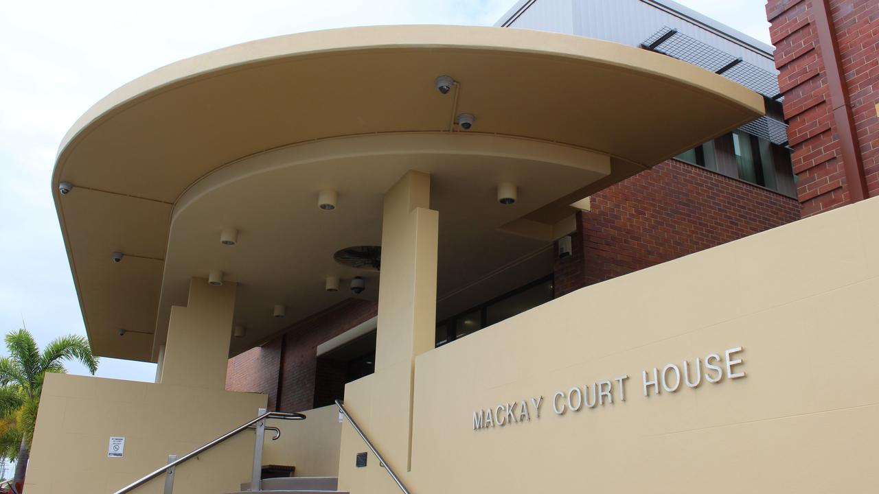 Mackay courthouse.