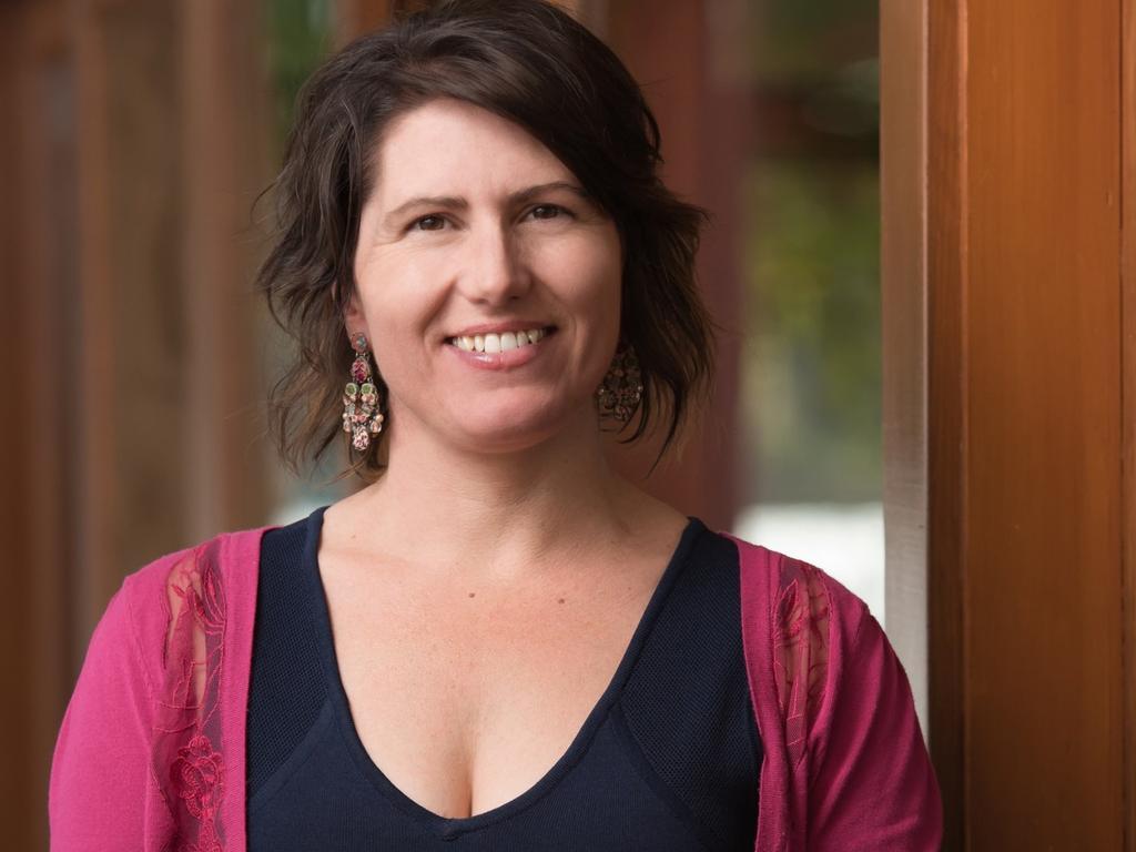 Canberra-based sociologist Dr Samantha Crompvoets.