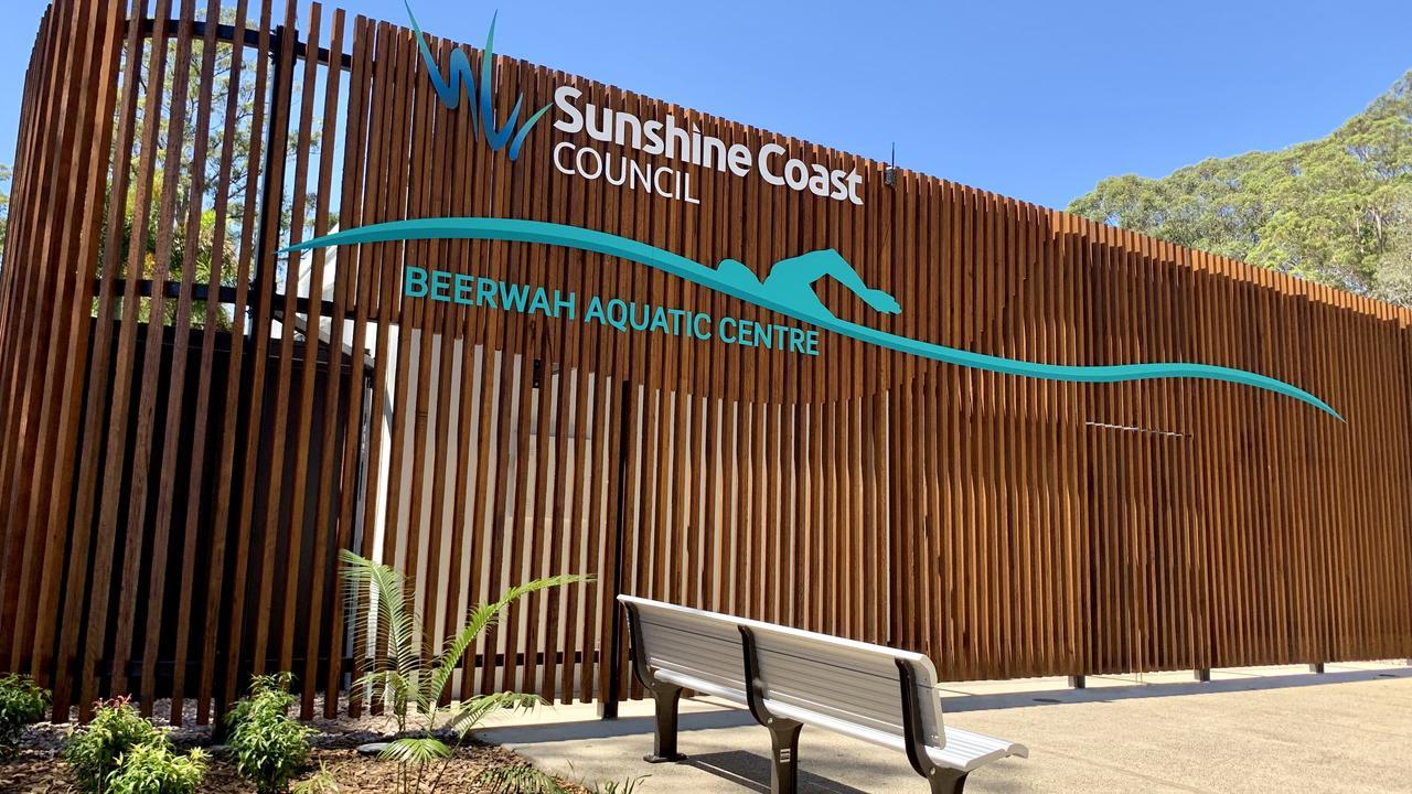 Beerwah Aquatic Centre underwent a huge facelift.
