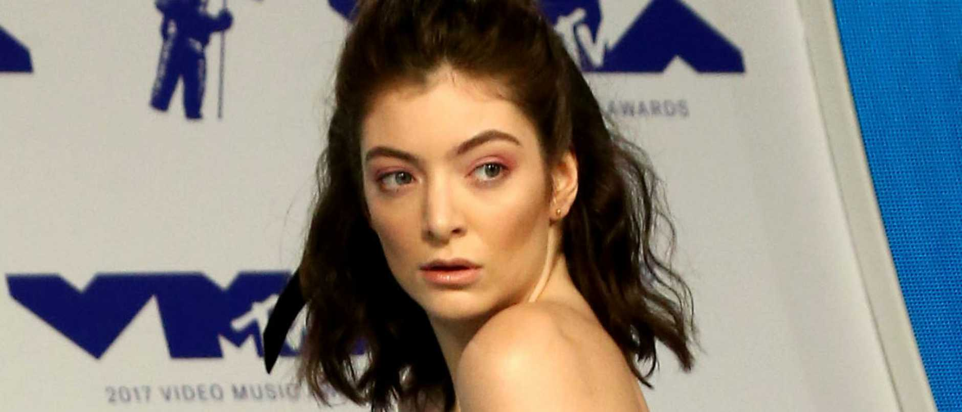 New Zealand singer Lorde reveals why she disappeared