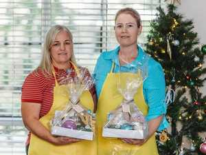 Christmas hampers supporting businesses in Western Downs