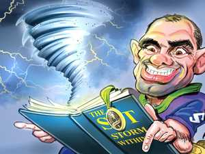 Kent: Cam Smith has lost sight of fact from fiction