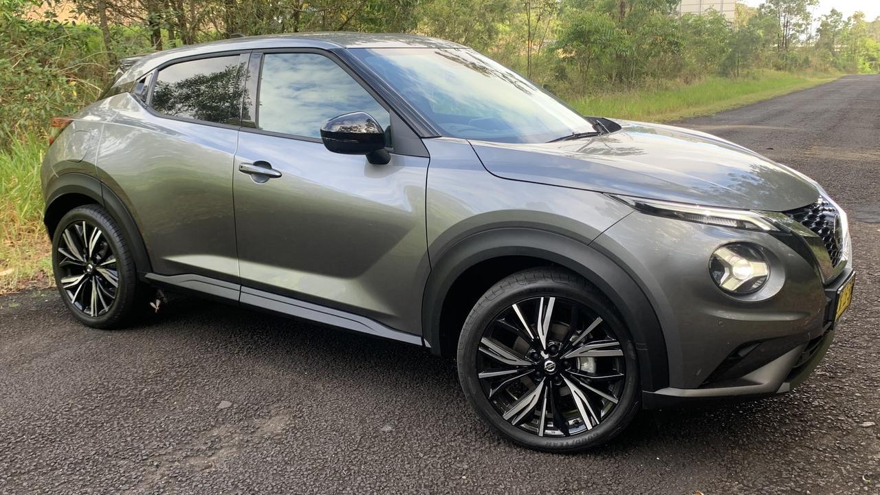 The range-topping Nissan Juke Ti starts from just below $40,000 drive-away.