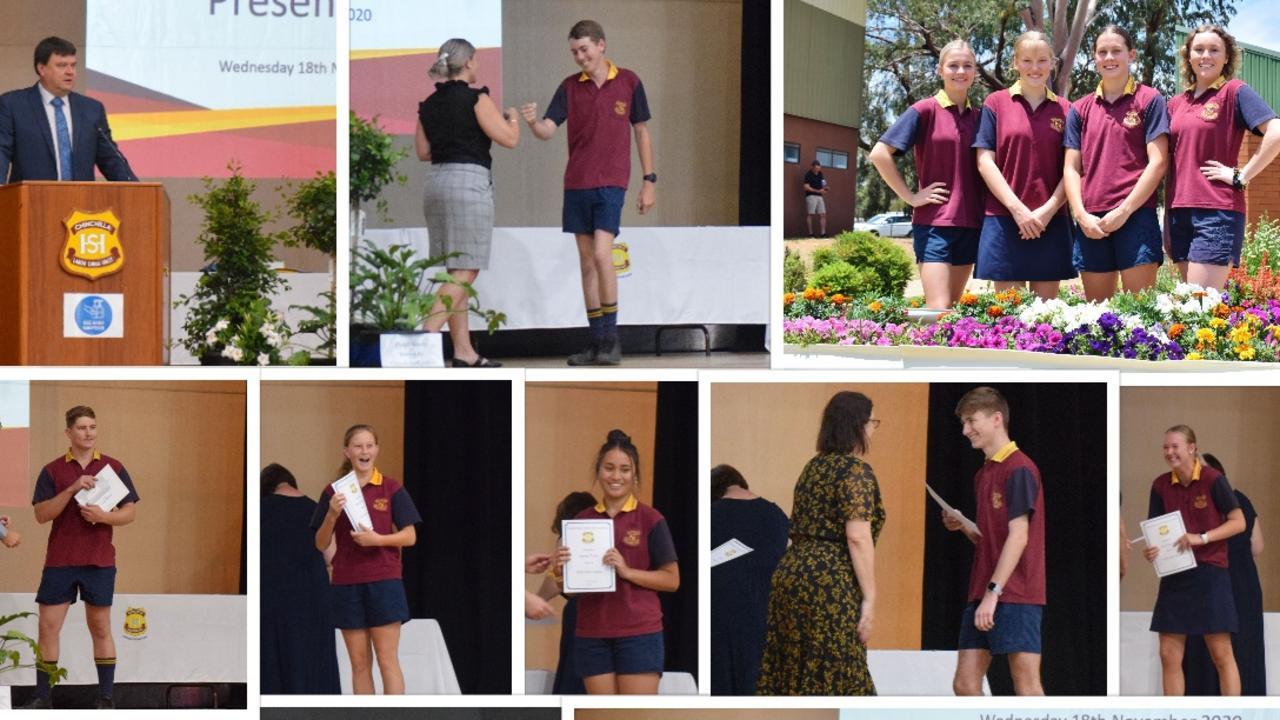 PHOTO GALLERY: Every photo taken at the Chinchilla State High School awards presentation on Wednesday, November 18. Pic: Peta McEachern