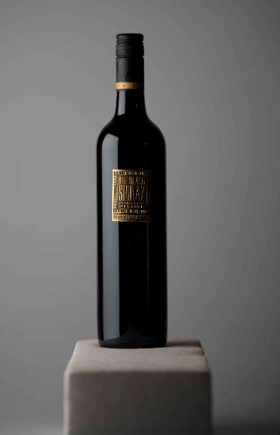Berton Vineyard The Black Shiraz 2018