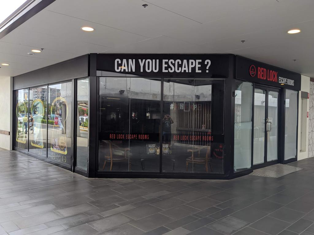 Red Lock Escape Rooms will open a permanent store at Sunshine Plaza on Tuesday, November 24.