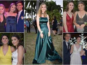 IN PHOTOS: Mackay North High students do formal in style