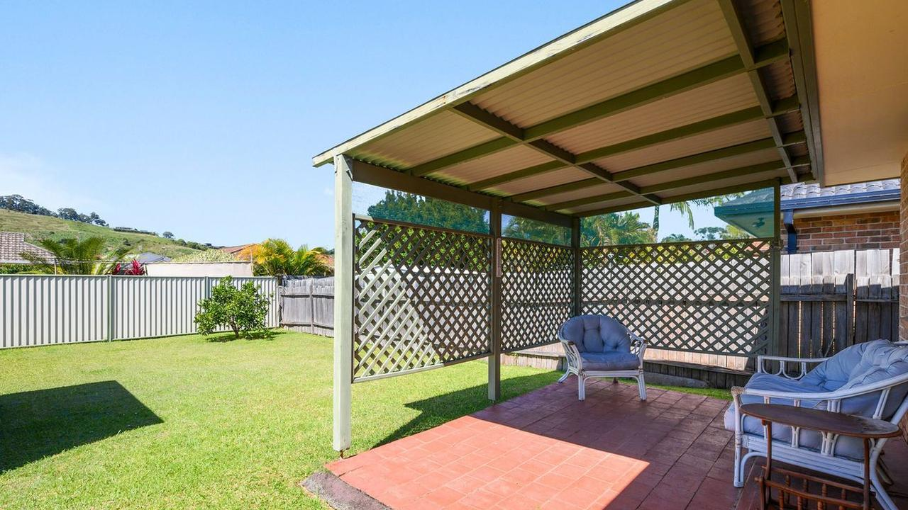 13 Goodenough Terrace, Coffs Harbour is one of the three-bedroom Coffs Coast homes for sale. Photo: Realestate.com.au