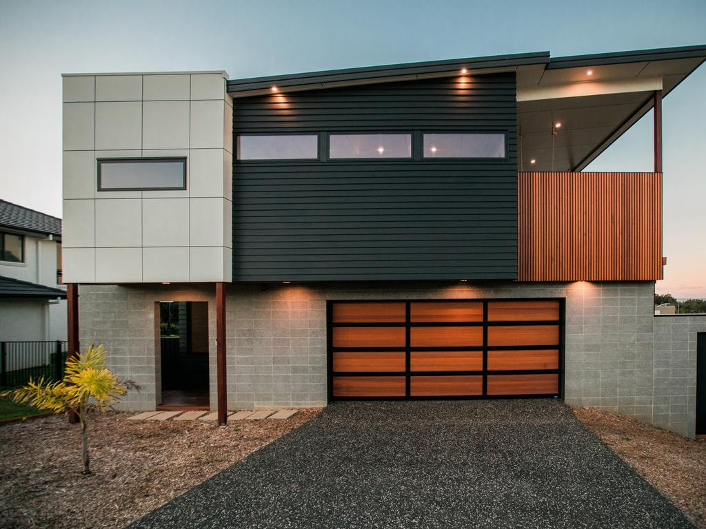 This new home by Solitary Designer Homes won the Custom Built $600,000 to $1 million category.