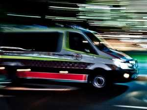 Woman 'partly through' windscreen in Bruce Highway crash
