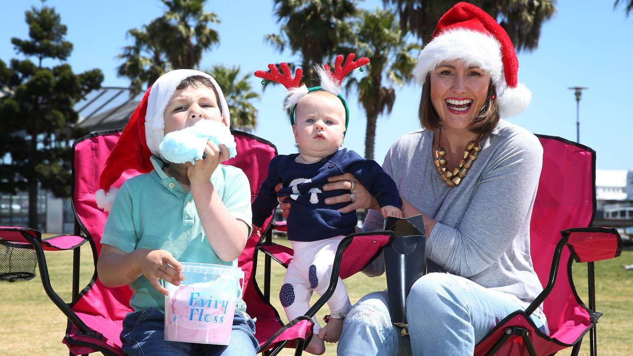 CHRISTMAS MOVIES: WDRC is using movie magic to help residents get into the festive season this November and December, delivering Christmas themed movie nights in six regional towns. Picture: Peter Ristevski