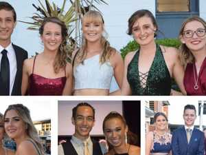 GLITZY GALLERY: Bowen students farewell 2020 in style