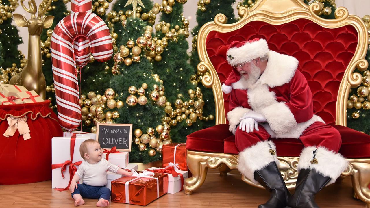Santa Claus is set to arrive in Bundaberg tomorrow, bringing plenty of cheer, joy and Christmas spirit with him.