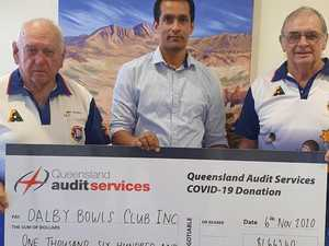 Dalby business gives back to organisations hurt by COVID-19