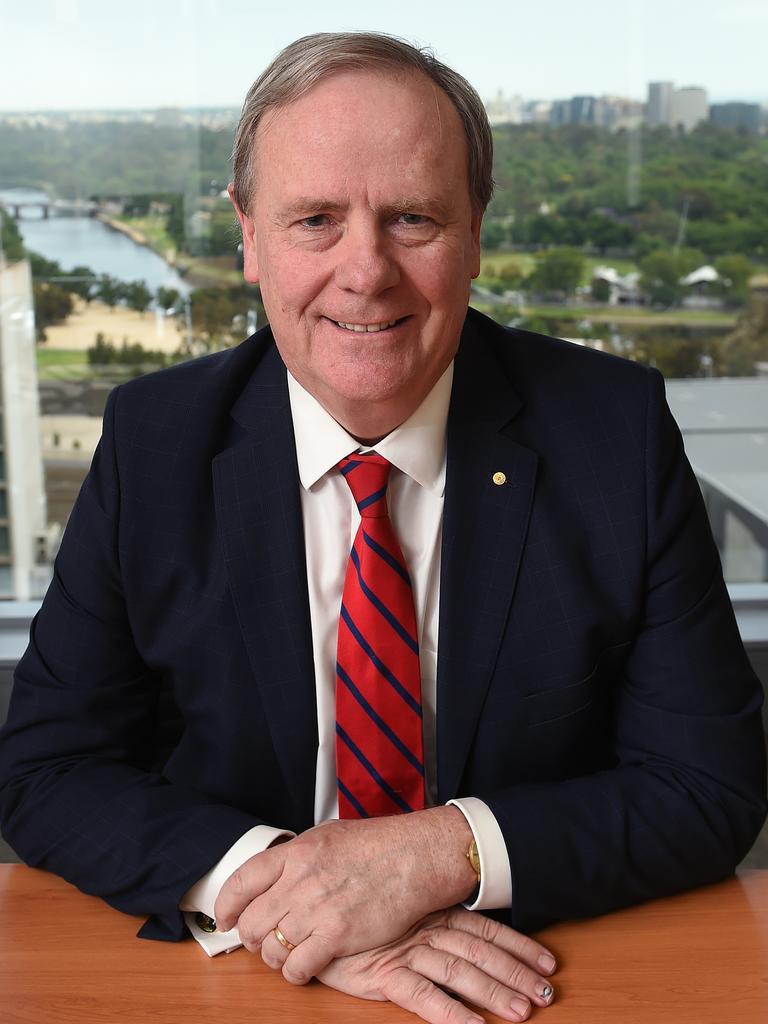 Nine chairman Peter Costello. Picture: Josie Hayden