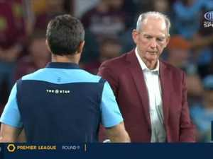 QRL to review Bennett hire
