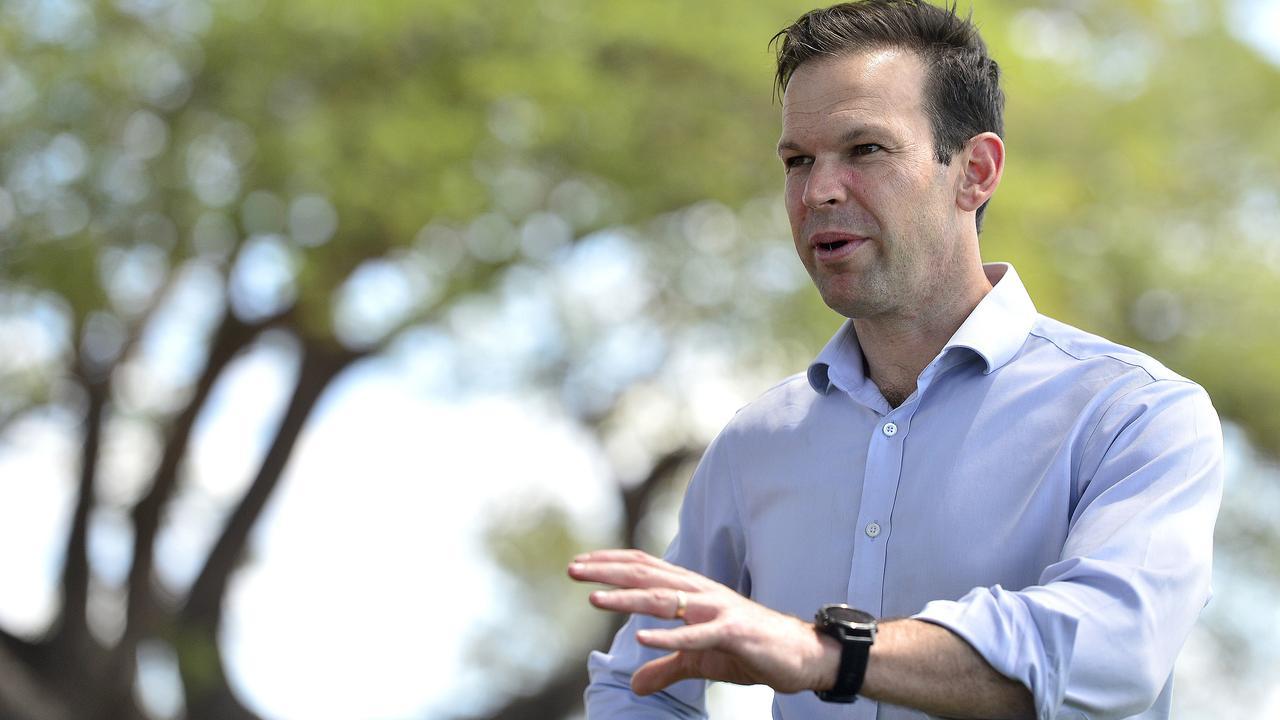 Nationals Senator Matt Canavan defends the ADF. Photo: Matt Taylor