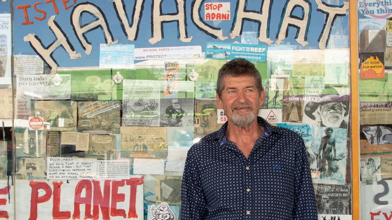 Chris Hooper could soon be Rockhampton's new mayor.