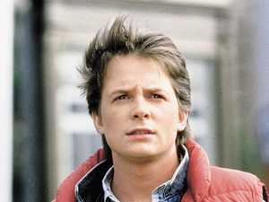 Michael J Fox teases the end of his career