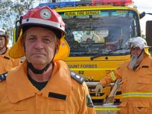 'This is fire season': fireys warn conditions will worsen