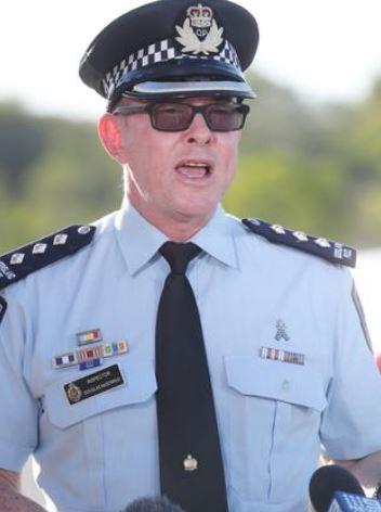 Inspector Douglas McDonald. Picture: Annette Dew