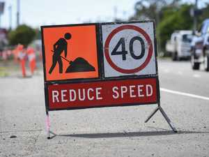 Changed traffic conditions for Pacific Highway upgrade