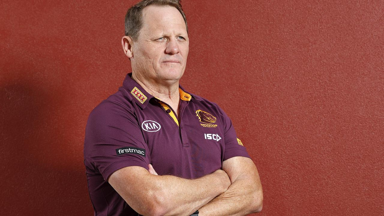 Kevin Walters says the battle is on for a skipper to lead the Broncos. (Image/Josh Woning)