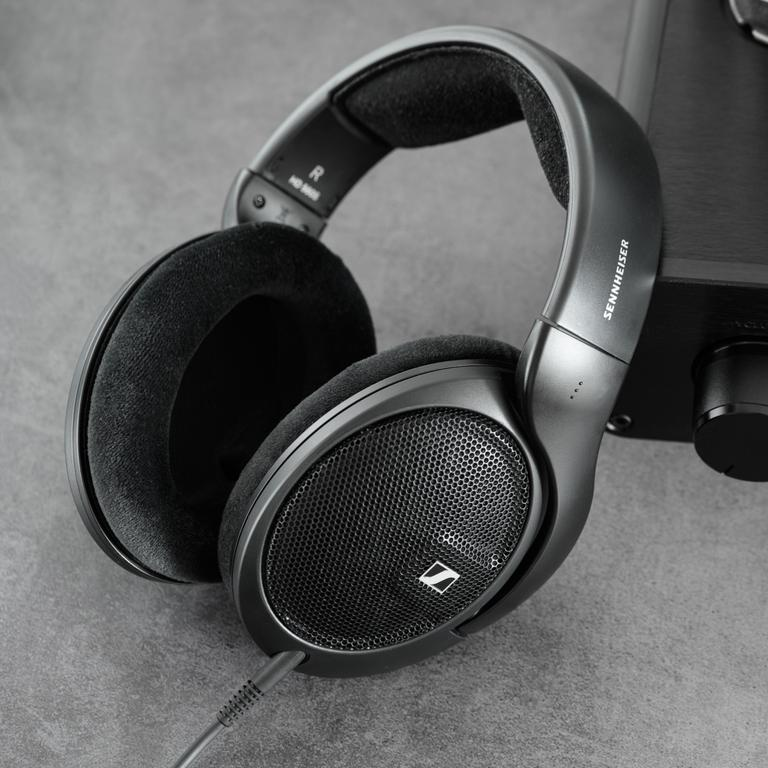 The Sennheiser HD 560 S headphones are designed for audio purists.