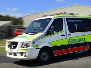Critical care team called to car-into-tree crash