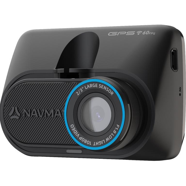 The Navman MiVue Sensor XL is the company's latest dash cam.