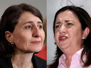 Gladys blasts Qld border stance: 'They make stuff up'