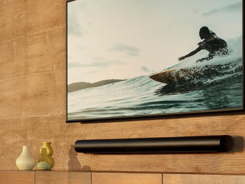 Sonos' new Arc soundbar. Source: Supplied.