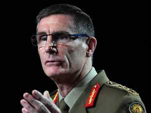 ADF chief's Afghanistan admission