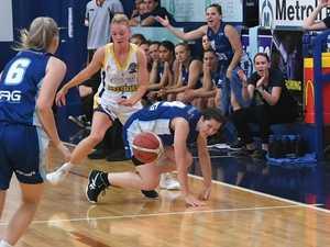 PHOTO GALLERY: Basketball CQ Cup semi final (Women's) Rockhampton Cyclones vs Gladstone Port City Power November 21 2020