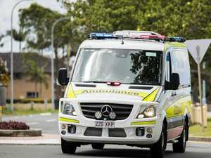 Man taken to hospital after being hit by car