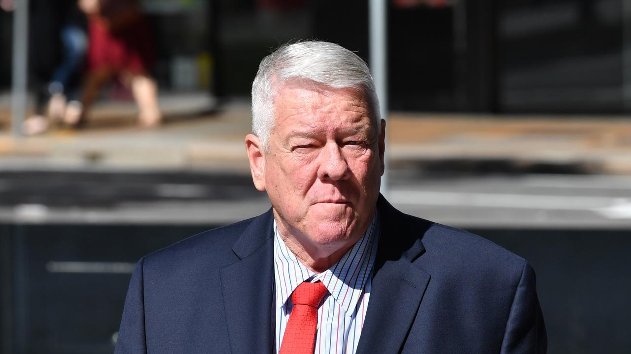 Toowoomba businessman John Wagner