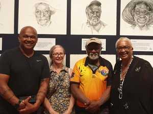 Mackay's South Sea Islanders share stories through art