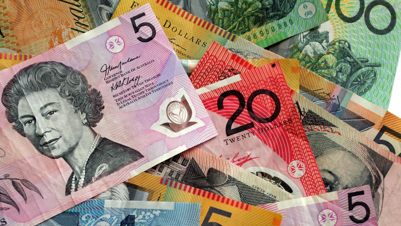 Mackay has a total value of $50 million in lost and unclaimed super. Picture: File